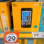 Kmart Optus Nokia Lumia 530 (Locked to Optus) $29