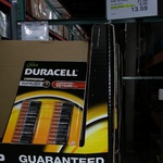 Duracell AAA 24 Pack $13.59 at Costco Lidcombe NSW (Membership Required)