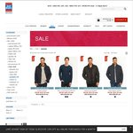 Just Jeans - Winter Jackets @ $59.95 (50% off)