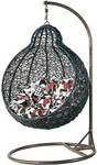 Hanging Egg Chair - Outdoor Rattan Wicker $299 Free Shipping within NSW @ Importer Deals
