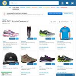 Sports Clearance 40% off in Cart @ CatchOfTheDay (Membership Required)