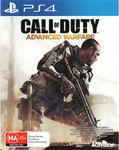 Call of Duty Advanced Warfare PS4 for $34 @BigW with Everyday Rewards Card