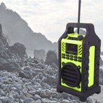 Job Site Radio Rugged Speaker with Bluetooth $85.95 (Was $120) @ Outlet24Seven