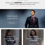 Men's Shirts $40 + Shipping at TM Lewin