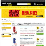 JBL Flip 3 Mobile Bluetooth Speakers $96.20 - Online 1 Day Only Special @ Dick Smith