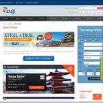 Tokyo-Haneda Return from Sydney ANA - $684pp via Zuji