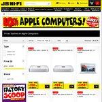 JB Hi-Fi 10% off Apple Mac Computer & Other Deals