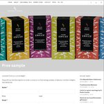Free Sample of Northern Delights Inuit Herbal Tea from Delice Boreal