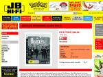 Beatles Rock Band for PS3 (game only) $39 plus $2.80 shipping from JB-Hifi online