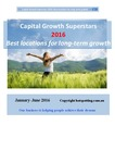 Free Report from hotspotting.com.au - Capital Growth Superstars 2016 RRP $99