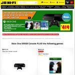 XB1 Bundle $419, XB1 1TB Bundle $559, Deadpool $39, Xenoblade Chronicles X $64 + More @ JB Hi-Fi