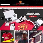 Manchester United 2015/16 Home & Away Jersey - up to 70% off