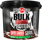 Musashi Bulk Extreme Protein Choc Mint 2.25kg $40.48 + Ship OR Spend $50 for $10 off + Free Ship @ Amcal