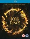 Lord of The Rings Blu-Ray Box Set £9.99 (~AUD $19.89) Delivered @ Zavvi