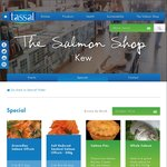 36% off Premium 500g Cold Smoked Salmon Pieces 2-for-$14 ($14/kg) + More @ Tassal's Salmon Shop [Kew VIC]