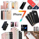 Various Case Cover Screen Protector for iPhone 7 & 7 Plus 40% off from $4.20 Delivered @ JJSKY eBay