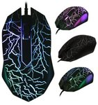 Gaming Mouse US $0.10/~AU $0.13 (Was $3.70) @ GearBest