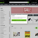 Save up to 80% @ Zavvi - Includes DVDs, Blu-Rays, Games