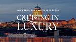 Win an 8D European Cruise (Paris/ Danube/ Rhine) for 2 Worth Up to $7,900 from TourRadar
