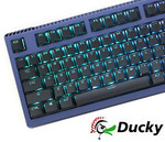 Ducky Shine 6 Mechanical Keyboard $199, Asus ROG Vulcan Pro Headset $149 (+ Shipping) @ PC Case Gear