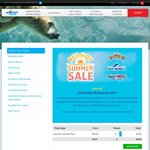 Unlimited Entry to Movie World, Sea World and Wet N Wild for $69.99 until February 28 (QLD and Northern NSW Only)