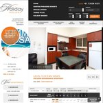 Aus Day Accommodation WAS from $210pn* NOW from $150pn* for 2 Bed Apartment Surfers Paradise. Min Stay 3 Nights @Holiday Holiday