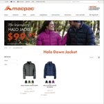 Macpac Easter Sale HALO Down Jacket $89.99 + $10 Shipping (Free Shipping over $100)