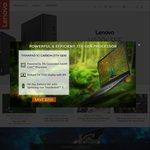 Lenovo 15% off Min $1500 Spend, 20% off Min $2500 Spend