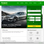 Rent Mercedes-Benz C-Class for $109 Per Day* @ Europcar