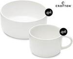 ALDI Soup Mugs 4 Pack $9.99