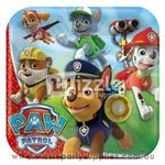 Up to 50% off Paw Patrol Party Supplies (e.g. Mega Value 48 Piece Pack $16.50, 40 Piece Pack $17.95) @ Wizzle Party Supplies