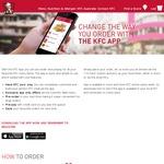 $2 Flatbread Sliders @ KFC (App Orders Only)