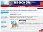 Good Guys - Spend $200 Get A Bonus Phillips Universal Remote via Redemption (Aus Wide)
