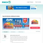PINCHme - Free Expo Dry Erase Whiteboard Marker Samples