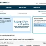 AmEx Select + Pay with Points 30% More Value