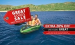 Intex Challenger Inflatable Kayak: Single (from $79.20) or Double (from $119.20) + Shipping @ Groupon