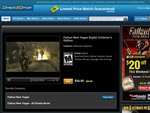 Fallout: New Vegas Digital Collectors Edition for $30 from Direct2Drive
