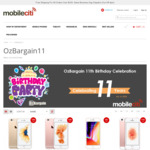 [OzBargain's 11th Birthday] 11% off Sitewide @ Mobileciti / Wireless1 / JW Computers (Ends Midnight AEDT)