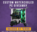 Win a Custom Watercooled PC Worth $3,499 from Mwave