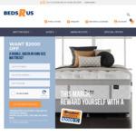 $2,000 off Swisstek Mattresses (Mattresses from $4100) @ Beds R Us