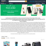 $10 off at Amazon AU for 'New Users' (Minimum Spend $35)