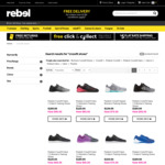 Reebok Crossfit Shoes 1/2 Price @ Rebel Sport