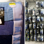 [VIC] Melbourne @ Target, Bourke St Mall - Men's Undies - MAXX 3 Pack Trunk - $5 (Was $25) - Sizes Large, XL, XXL