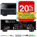 Yamaha HTR-2071 AVR $263.20 Delivered @ KG Electronic eBay Store (4K Ultra HD Full Support (4K / 60p [4:4:4]) HDR Video)