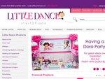 littledanceinvitations com au deals coupons and vouchers ozbargain