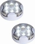 Magic Living 8 LED Sensor Nightlight - 2 Pack $9.98 @ Bunnings