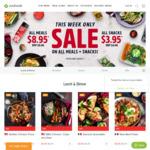 Youfoodz $8.95 Meals - Winter Sale