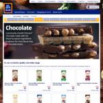 Choceur Block Chocolate Varieties 200g $2 (Was $2.69) @ ALDI