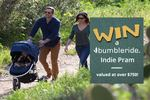 Win a Bumbleride Indie Stroller from Mum Central