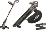 Corded Ozito 500w Line Trimmer + 2400w Blower Combo $75 (Save $25) @ Bunnings
